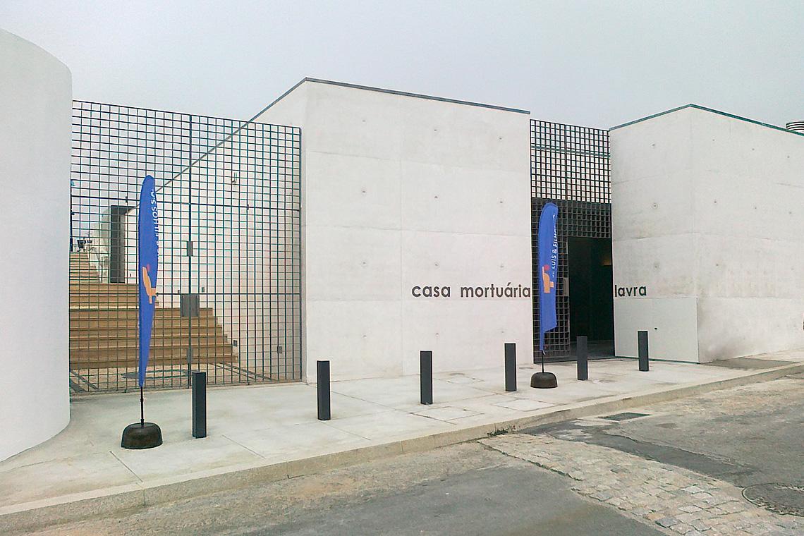 Execução do Centro de Mar - Centro de Canoagem de Viana do Castelo