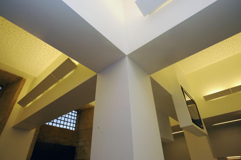 Construção da Capela Mortuária de S. José de Ribamar