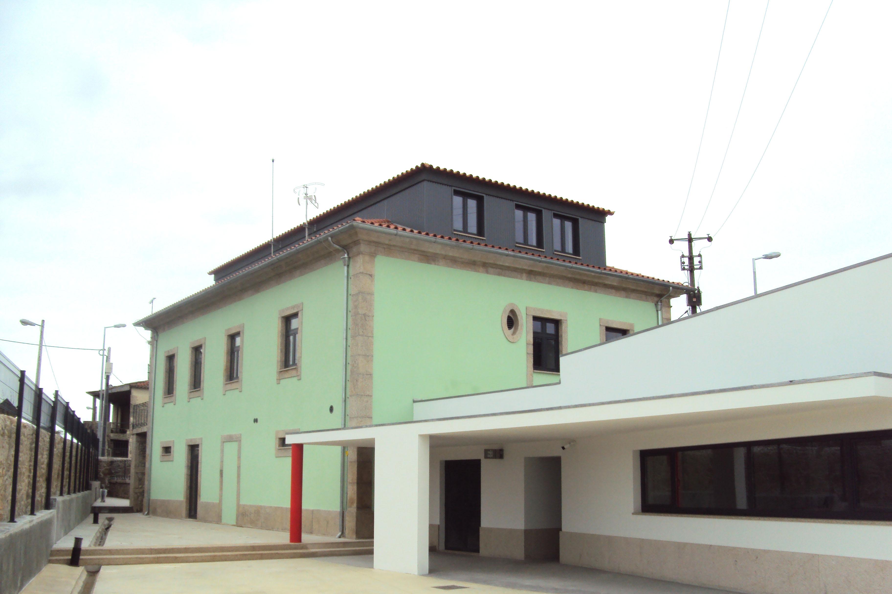 Casa Mortuária de Lavra