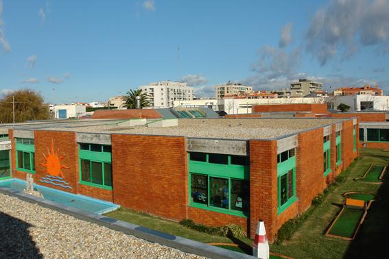Substituição das coberturas das escolas do concelho de Viana do Castelo