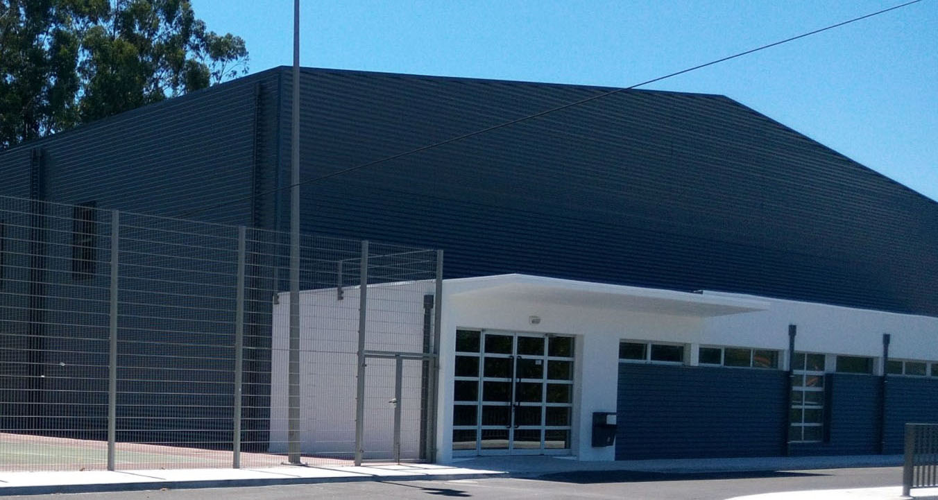 Reparação e Beneficiação do Pavilhão Gimnodesportivo de Ponte da Barca