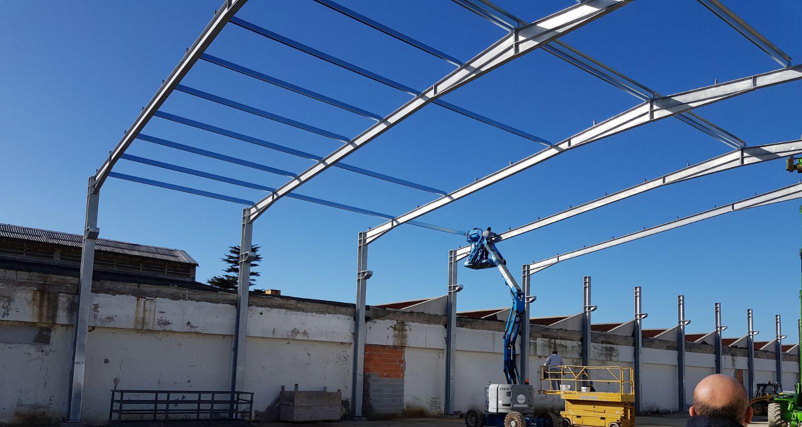 Novas instalações da RIDUBA, Póvoa de Varzim