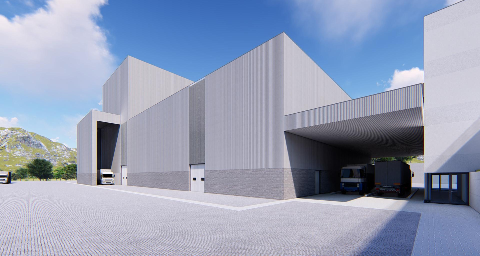 Adjudicação da nova unidade industrial da Cooperativa Agrícola de Vila do Conde