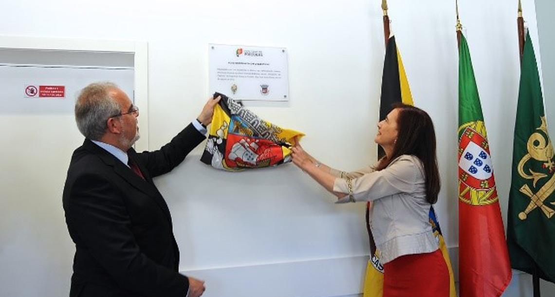 Posto Territorial da GNR de Barroselas inaugurado