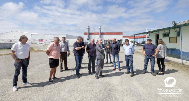 """Arranque da Empreitada """"Remodelação do Parque Desportivo de Laúndos"""""""