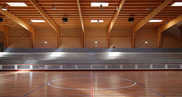 Pavilhão Gimnodesportivo de Maceda - Ovar