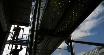 Obras públicas: concursos promovidos sobem 31% face a 2015