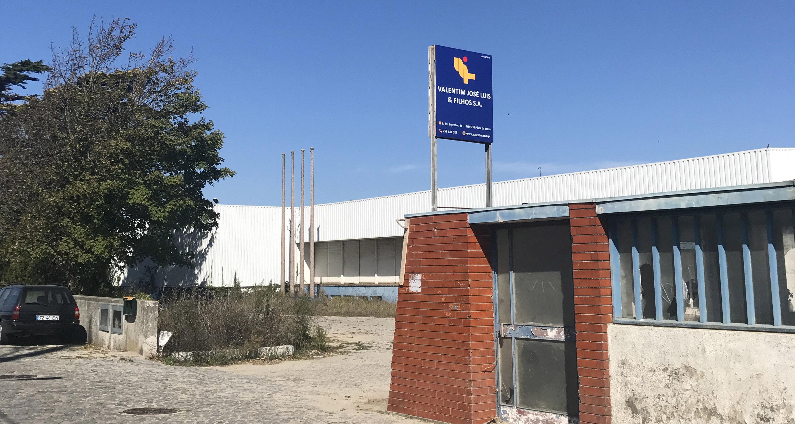 Adjudicação das novas instalações RIDUBA