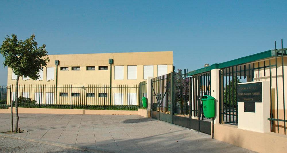 Requalificação da Escola Básica Dr. Carlos Pinto Ferreira - Junqueira